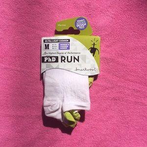 Smartwool Ultra Light Cushion Running Sock.